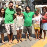 Ivanete + Equipe + família